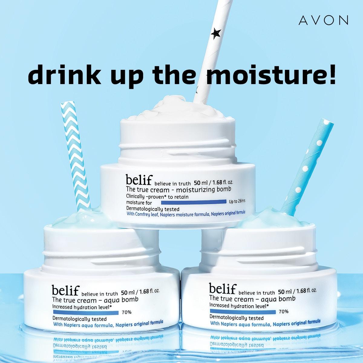 Believe in belif! http://go.youravon.com/3n58gp #AntiAging #skincare #skincareproducts #BeautifulWomenpic.twitter.com/rLOVK4iUMc