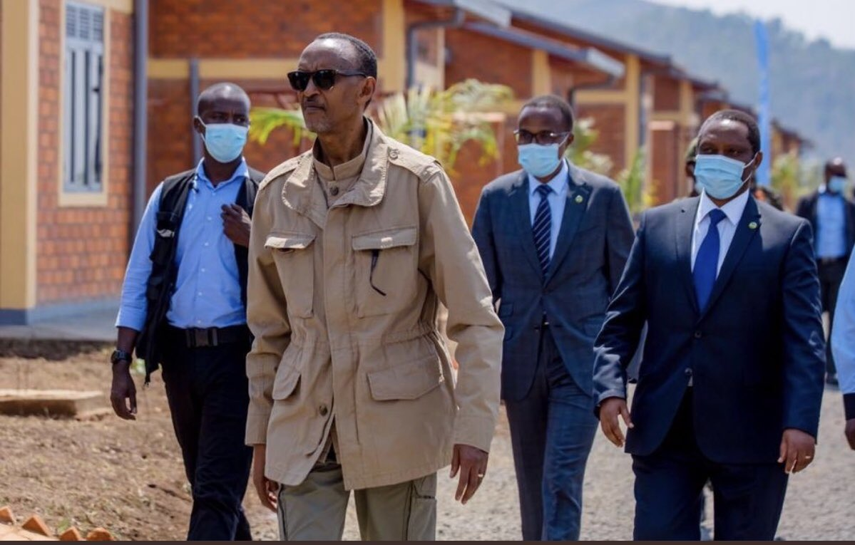 """""""We are happy that we have managed to build a new, better country, that Rwandans deserve. Let's continue on the path, all of us together,men and women, of all ages but```especially the young Rwandans in whose hands lies our future.""""  #mychoice #mypride https://t.co/ZzwZrFMUgG"""