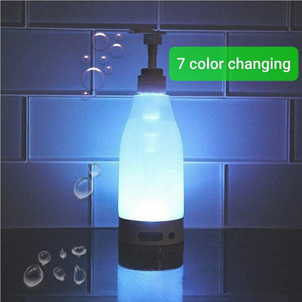 7 color changing motion sensor hand soap  https://www.etsy.com/listing/819942232/light-up-antibacterial-hand-soap… Http://www.zenbodycreations.com  #skincareproducts #aromatherapy #shop #trending #popular #relax #spa #homedecor #handmade #exfoliate #bodyscrub #scent #gifts #love #fitness #health #health #detox #detoxofying #antioxidantpic.twitter.com/odEOq3Im0f