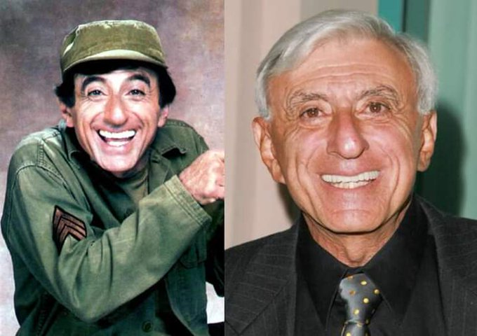 Happy 86th Birthday Jamie Farr from M.A.S.H.