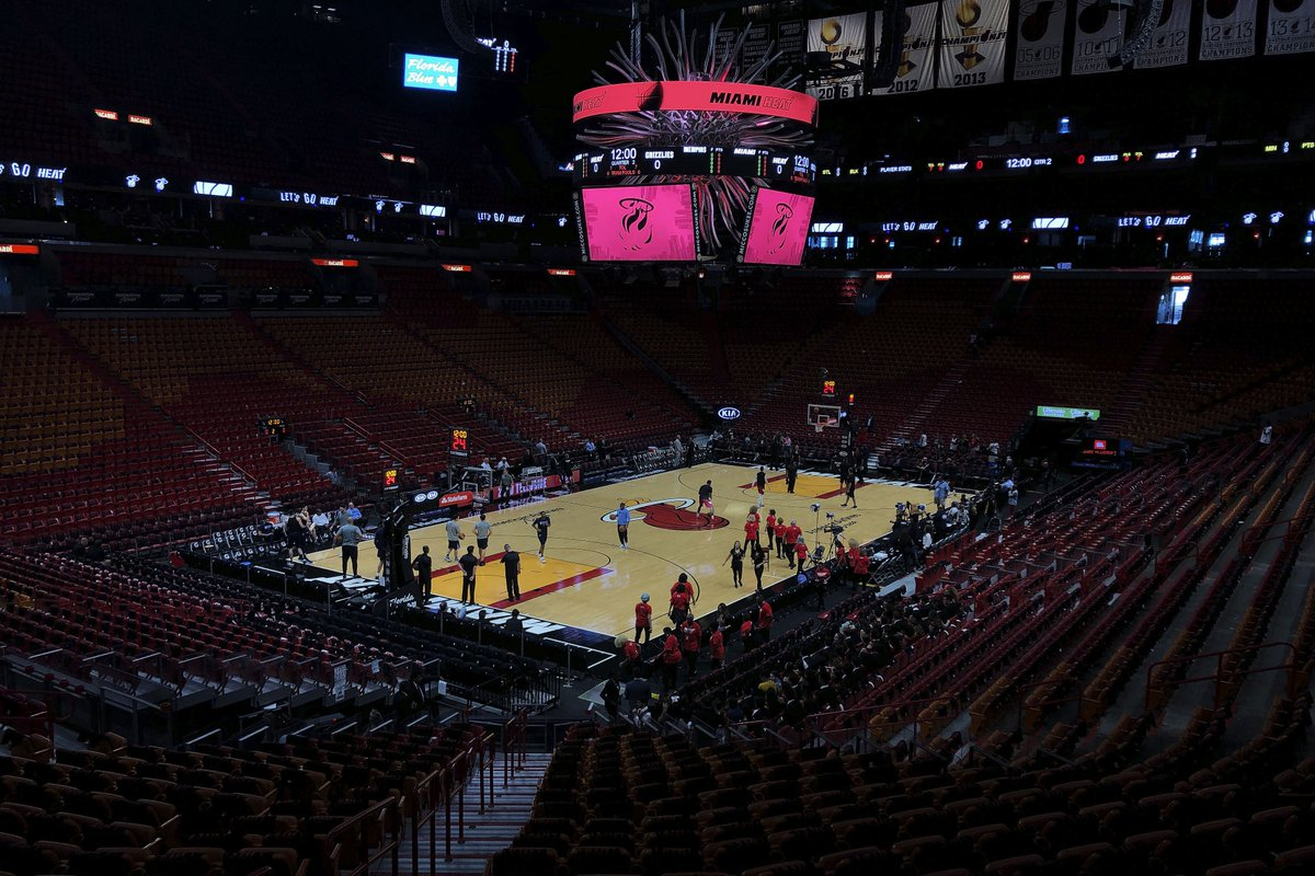 #BREAKING Third Miami Heat player tests positive for COVID-19 https://t.co/VxDVjXDRtu https://t.co/s75LoPL9CH