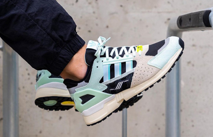 adidas ZX 10000 C Mint Black Available now!!  https://t.co/wJ3B8L0axC  #adidas #adidaszx #zx #1000c #mintblack #black #trendy #popular #famous #unique #sneakernews #sneakerlover #instock #release #news #top #fashion #fastsole https://t.co/iTs7nx6Ai0