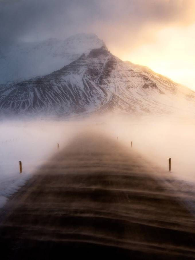 Community Spotlight:  'Iceland road' by madspeteriversen SONY ILCE-7RM3 Aperture f/5.6 ISO 100 https://t.co/p9RyMmAoLg https://t.co/iEAJzIXRg1