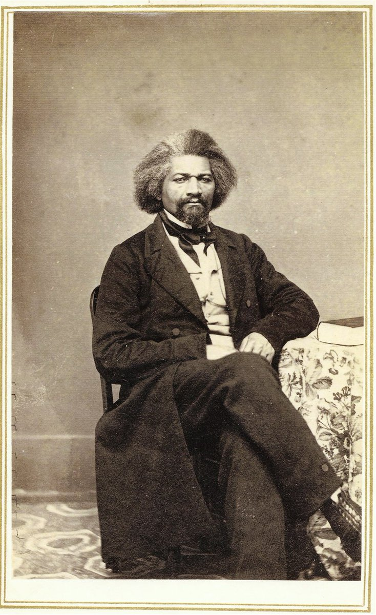 """Power concedes nothing without a demand. It never did and it never will. If there is no struggle, there is no progress."" Frederick Douglass. https://t.co/zEQqiJrKrk"