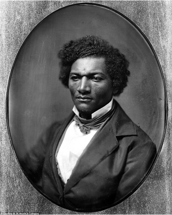 """Those who profess to favor freedom, and deprecate agitation, are men who want crops without plowing up the ground, they want rain without thunder and lightning."" Frederick Douglass. https://t.co/n2vpEZZHpr"