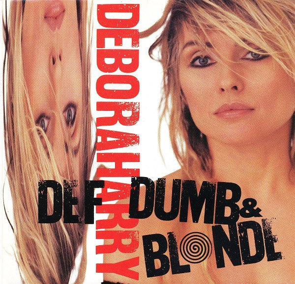 Happy belated birthday Deborah Harry!