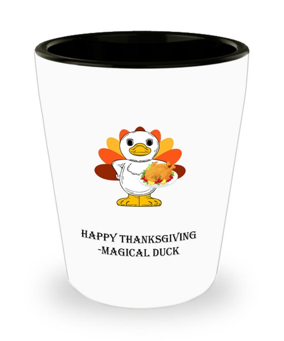 New post (#Happy #Thanksgiving 1.5oz #Shotglass) has been published on Magical Duck - https://t.co/hOaaUAAXoN #15oz #Birthday #DogDad #DogMom #GiftsForPetLovers #HappyThanksgiving #ILoveCoffee #LionKing #PetLover https://t.co/y0EY6pRHa1