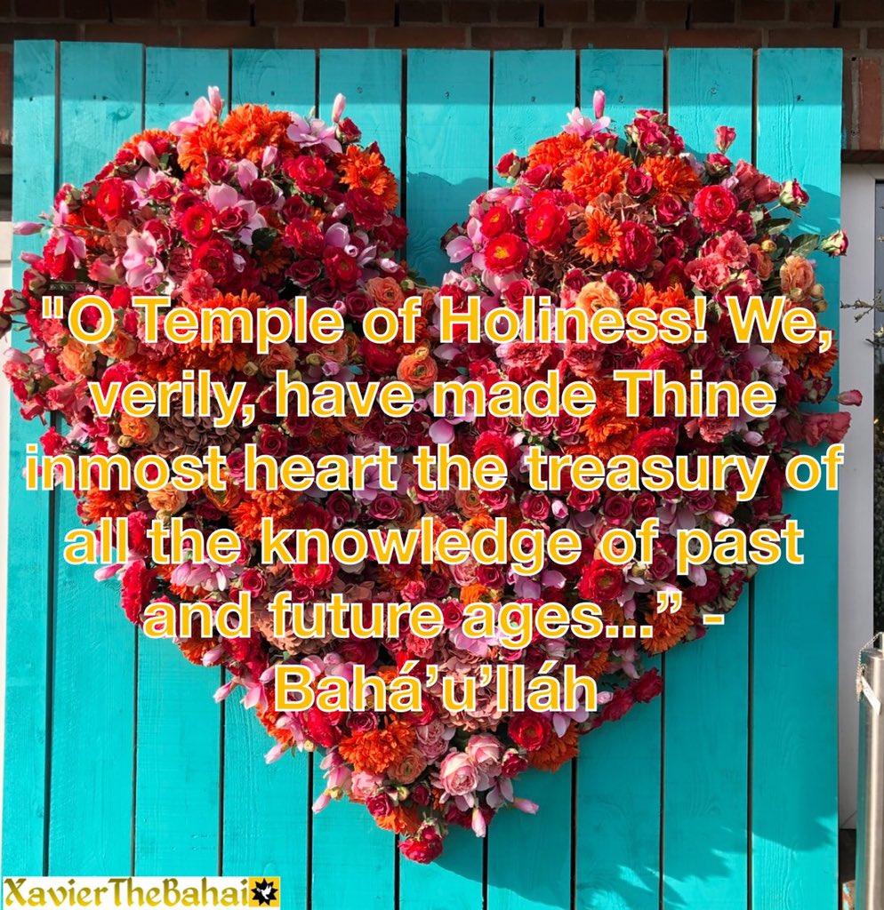 Bahá'u'lláh, The Summons of the Lord of Hosts p.67 #bahai #faith #religion #unity #love #bahaiwritings https://t.co/mGrxN3d5qa