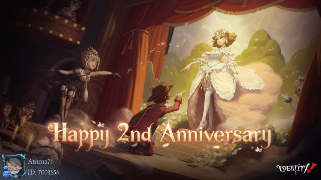 I'm playing Identity V. Fancy a game? pic.twitter.com/WtMt2oIVzC