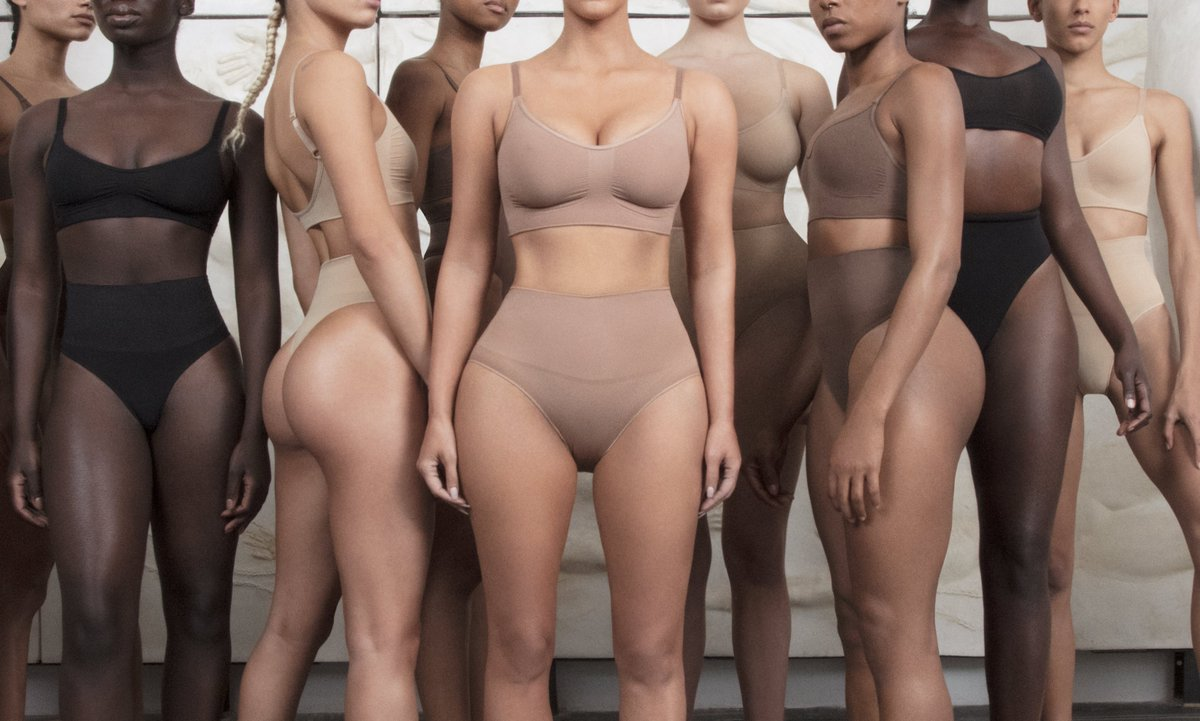 SKIMS Solutionwear — the shapewear that disrupted the industry. Back in stock now in 9 tonal colors and in sizes XXS - 5X. Shop SKIMS: skims.social/twitter-shop