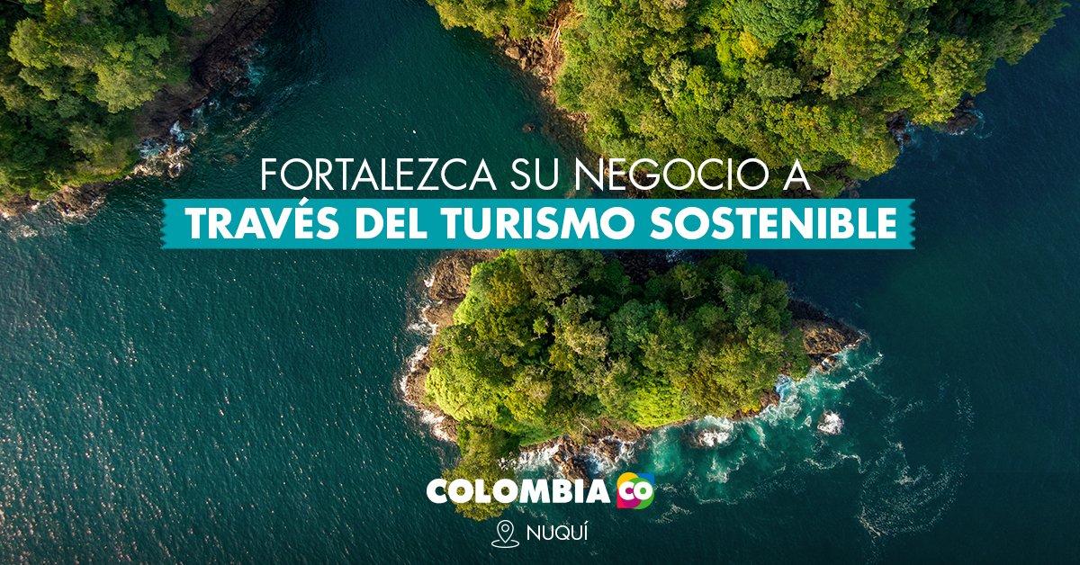 Cambie esta etapa de aislamiento por alistamiento y prepárese para las etapas de reactivación y recuperación del turismo en Colombia. Regístrese en el Programa de Formación Exportadora en Turismo de @PROCOLOMBIACO ➡️ https://t.co/pPDM0jIh72 https://t.co/ebhEoHj0ub