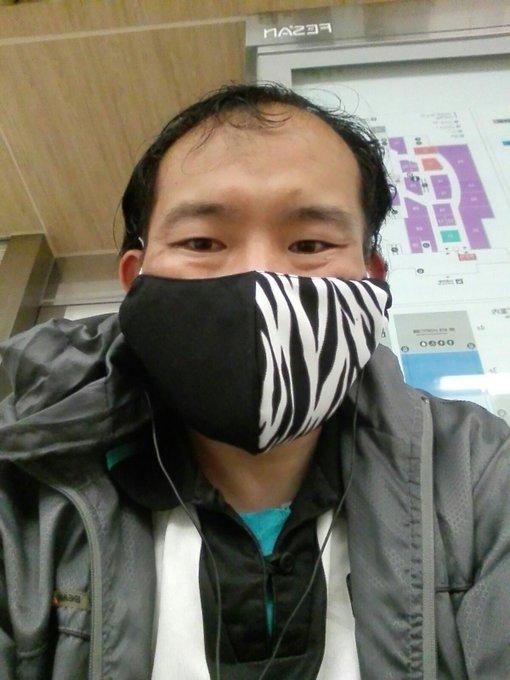 齊藤さんは盛岡ゼブラの有名なファン