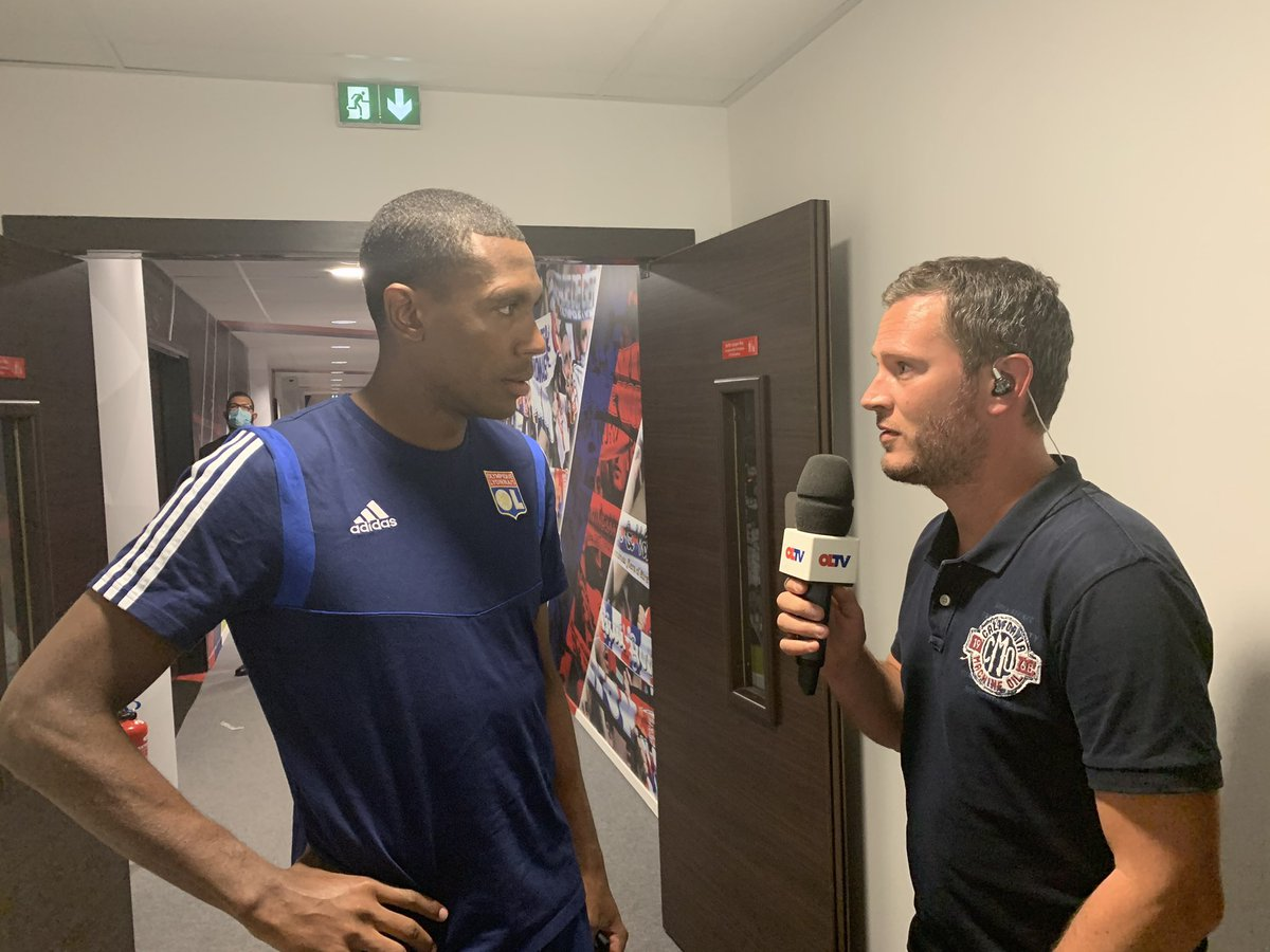 """🗣 @MarceloGuedes02, speaking to @OLTV_officiel: """"We've trained a lot. It was important to win tonight. We're going to take a break after this week and come back stronger.""""  #OLOGCN https://t.co/pITFdhTvXU"""