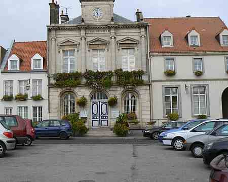 The old town of #Guines in the Pas de Calais   #France #travel #photo