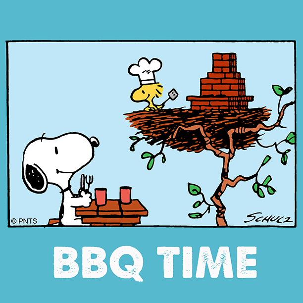 Firing up the grill 🍔 🌭