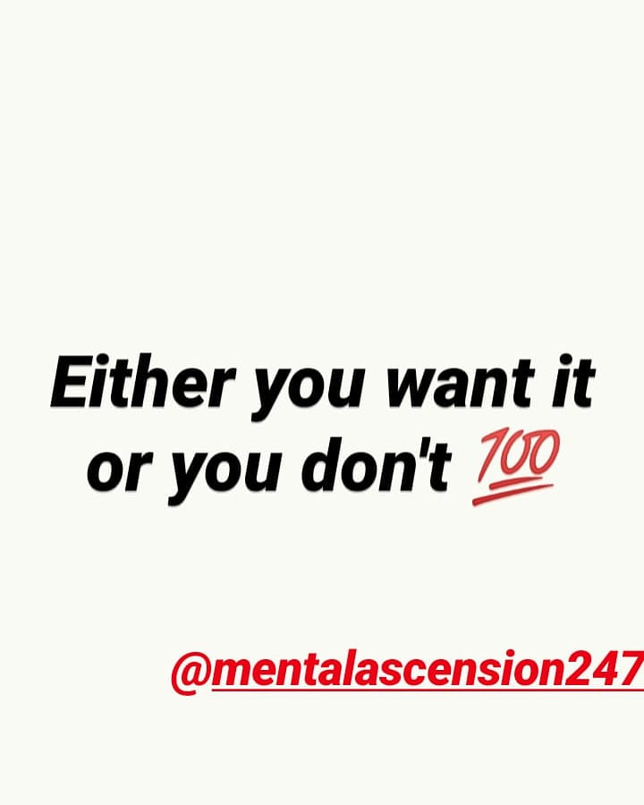 @mentalascension247 👍  Stay focused there is no try!!! 👌   #motivation #motivationalquotes #mental #mentalhealth #mentalhealthawareness #selfawareness #mentalascension #ascension #mentalstrength #mentallystrong #onelife https://t.co/htLbYPWVh1