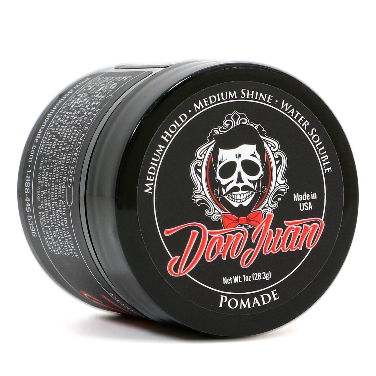 Make sure you have some wherever you go! #donjuanpomade #donjuanpomadeusa #styleneverdies #usa #americana #pomade #hairproducts #mensgrooming   https://www.donjuanpomade.com/shop/don-juan-mini-pomade-1oz/…pic.twitter.com/a4xujDJvme