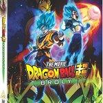 Image for the Tweet beginning: ANIME-MANGA Film: Dragon Ball Super: