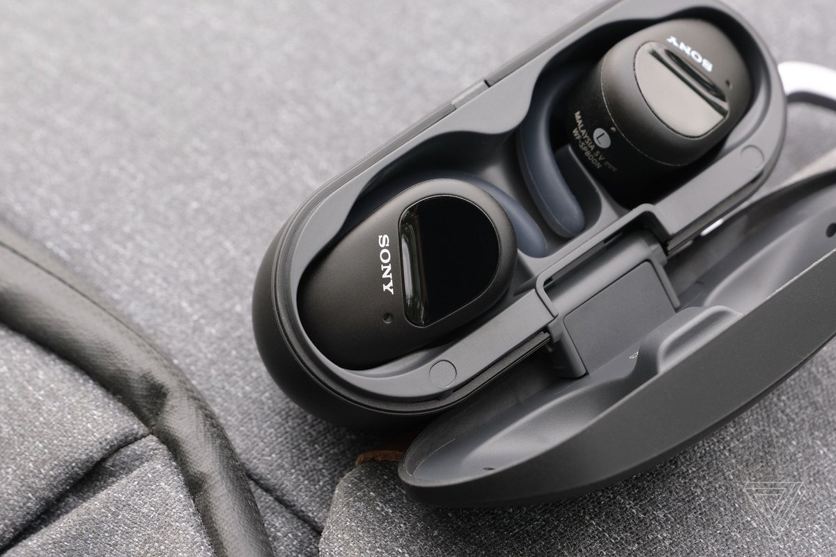 Sony WF-SP800N review: noise cancellation for your workouts