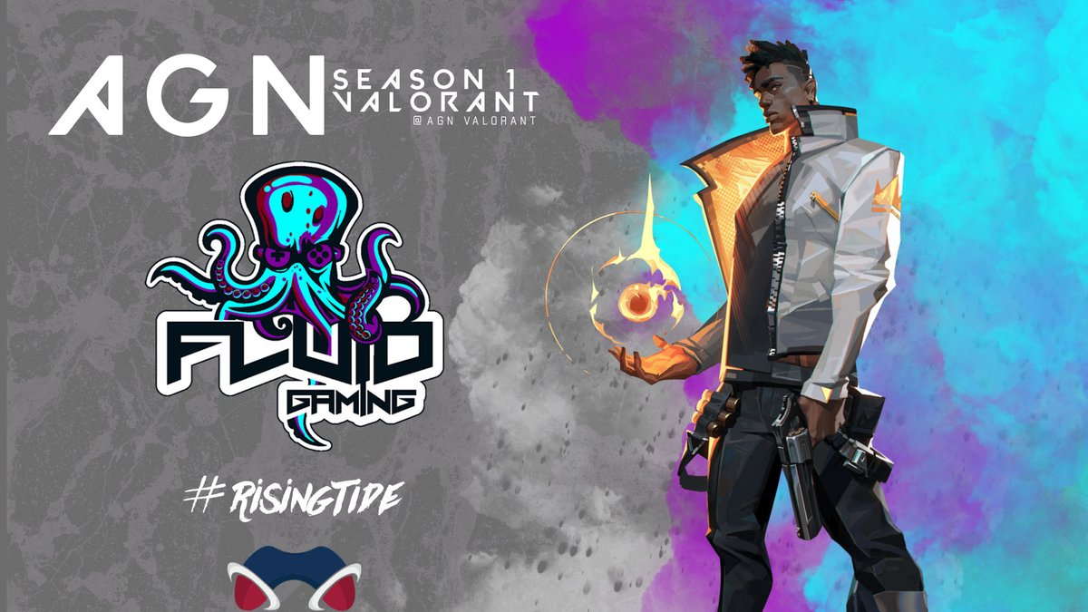 Happy 4th to everyone! The grind continues tonight at 9est in @AGNValorant Season 1 against @Helix_US! We look to continue momentum! #risingtide @OptimumZDH @offletix @ohi0g_ @ZemisTV @TtiffomG Sub: @imurks1 | @H3llblade3 Manager: @killerpayday