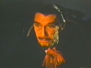 """#svengoolie Who truly does justice to the Dracula look? John Carradine in """"Billy the Kid vs. Dracula"""" or Vincent Price on the F-Troop episode """"V is for Vampire""""??? <br>http://pic.twitter.com/bdy6Avxjzx"""