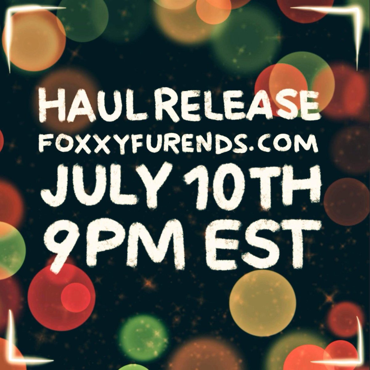 Next Haul release; Friday July 10th 9pm EST!☺️! On ! This will include both MTO (Made to Order) and limited OOAK (one of a kind) earsies/horns/full sets!  #haulrelease #animalears #furryfandom #cosplay #nekogear #handmade #wearableart