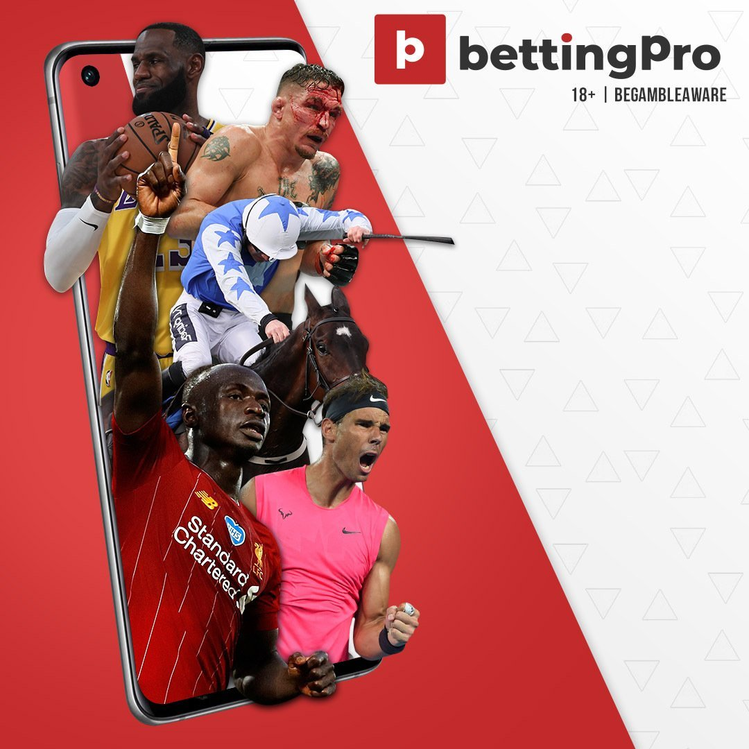 .@bettingpro has set up a new messenger service to get daily tips sent directly to your inbox! 📲  Join for free here ➡️ https://t.co/603x0jgcs6 https://t.co/UbYjJbebnK