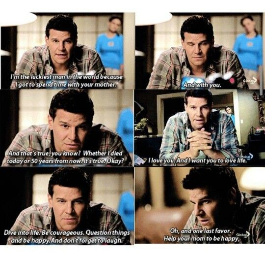 Because if she's alone she's gonna forget.  *love this scene* #Bones   Credit unknown pic.twitter.com/jxbTX4Hl5O