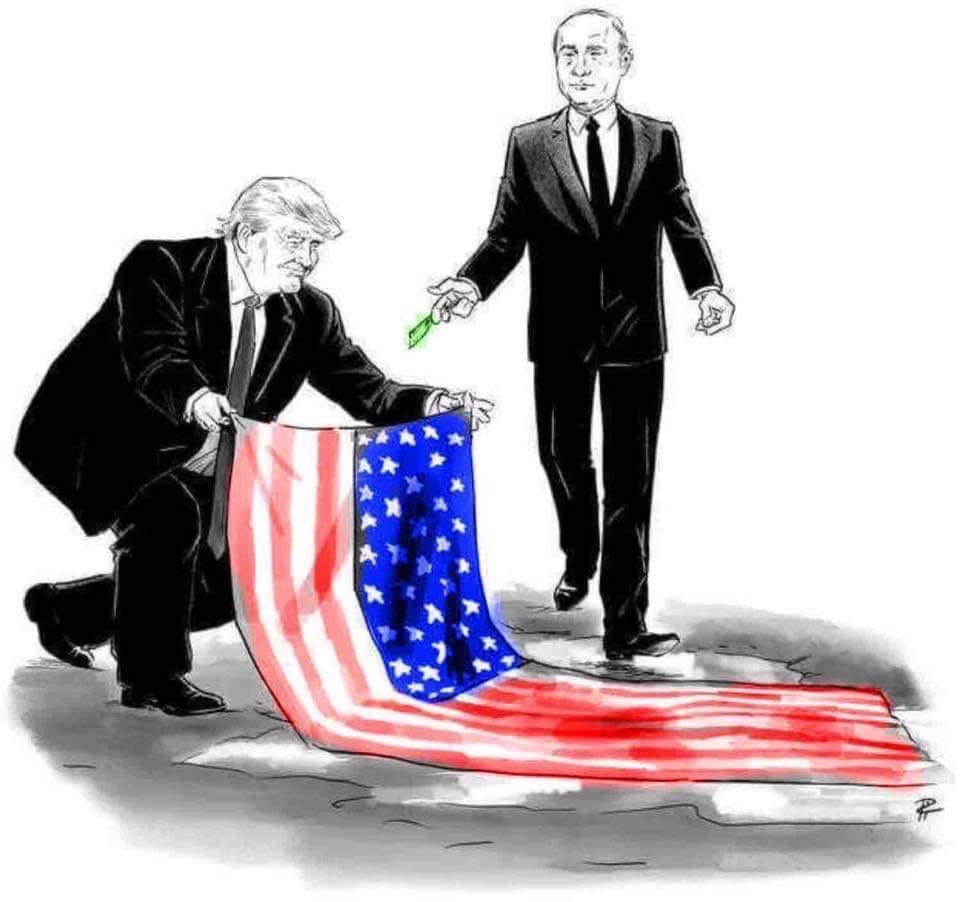 #PutinsGOP #TRE45ON https://t.co/M8hO4wIXIg https://t.co/gza2yYuSFl