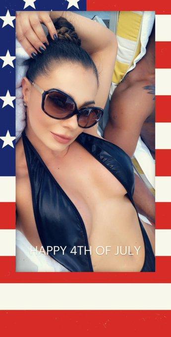 1 pic. Un feliz día de la independencia para todos mis lindos seguidores de #usa #independenceday2020