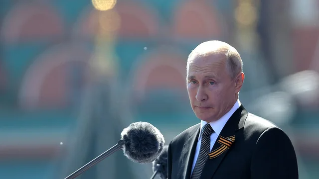 Putin: Rainbow flag at US embassy in Moscow revealed something about the people that work there hill.cm/LGJPa9s