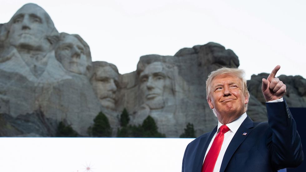 Trump: Children are taught in school to hate their own country hill.cm/HJojaKg