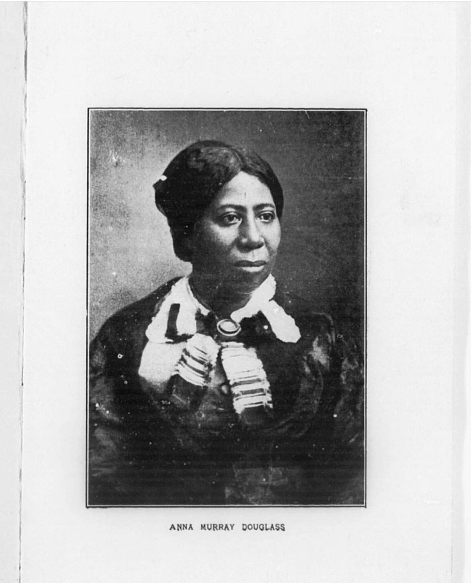 Since Frederick Douglass is trending... Many folks are rightfully pointing us to Anna Murray-Douglass, the Fred Black woman who was his first wife, purchased his freedom through her labor, and has been largely written out. My girl Stevie breaks it down: instagram.com/p/CCOoOGIp7mO/…