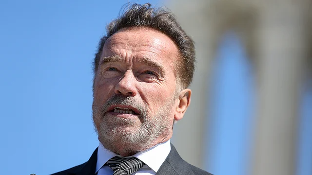 WATCH: In July Fourth message, Schwarzenegger calls for US to work toward more equitable American dream hill.cm/yMglmcw