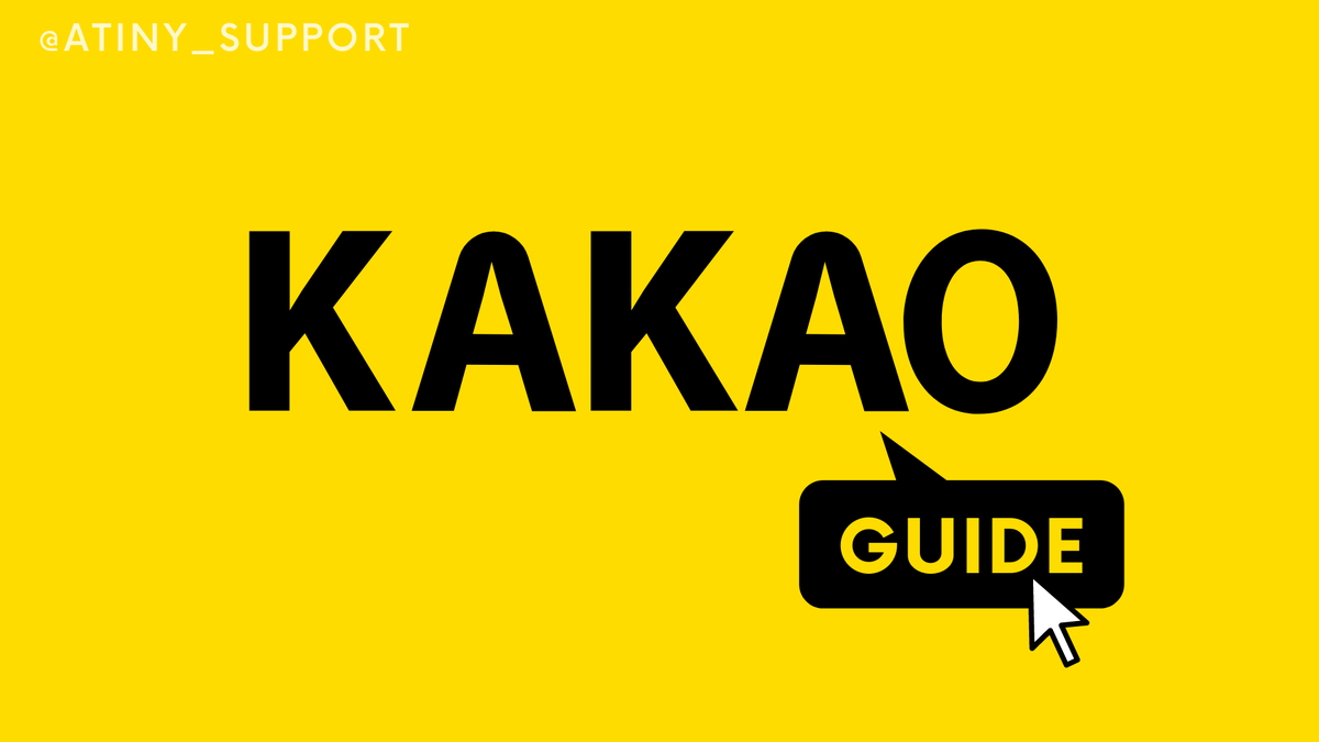 SNS: Create Kakao accs if they're for voting purposes! They're easier to login from different IPs & are used for many platforms:  Starplay Mwave global Whosfan Idolchamp Genie  Create with existing email so no phone number is required! @ATEEZofficial #ATEEZ #에이티즈pic.twitter.com/i1bkAHI00F  by ᶻ ᵉ ʳ ᵒ ✦ ᴠ ᴇ ɴ ᴜ s ┊⧖