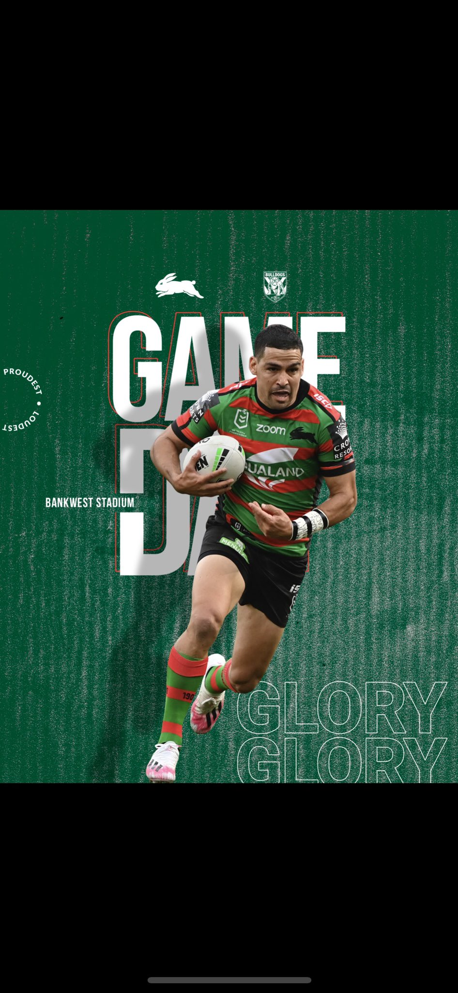 #GoRabbitohs Photo