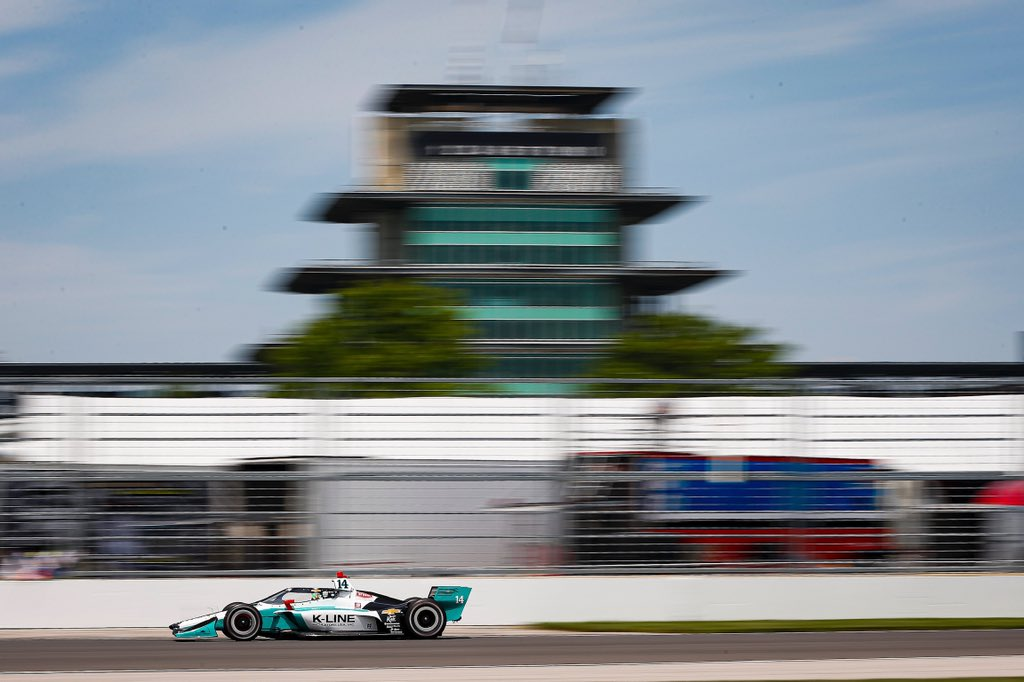 Well that was a pretty awesome weekend. - First @IndyCar // @NASCAR double header - Debut IndyCar race - July 4th at @IMS Thanks to @AJFoytRacing for putting me in a good position to get the most out of my rookie event. Lots learned and looking forward to Road America.