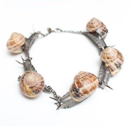 snail bracelet by vivienne westwood