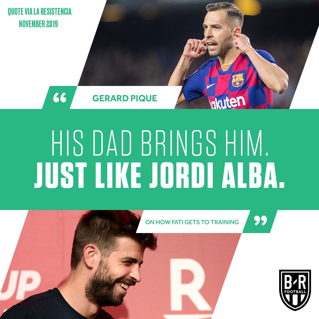 Jordi Alba has finally gotten his driving license at the age of 31.  Gerard Pique can't make fun of him anymore 🤣 https://t.co/LXGOMC1Ytv