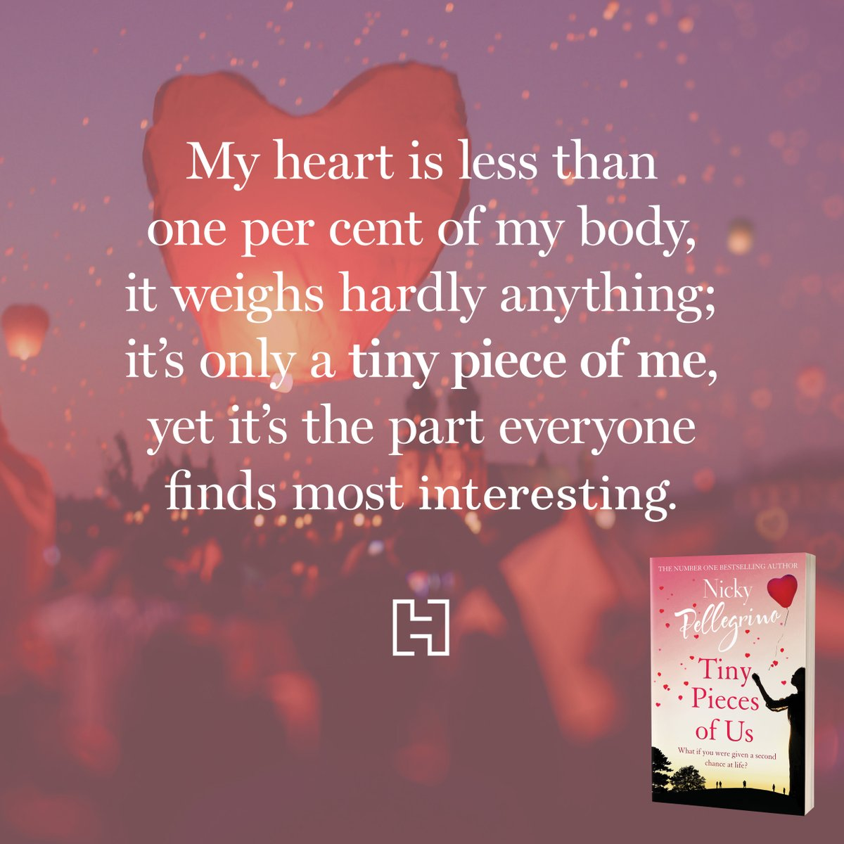 From #1 bestselling author @nickypellegrino comes a magnificent novel about the unexpected ways in which our lives weave and tangle, and the bravery we find in the most difficult circumstances. TINY PIECES OF US is out now! https://t.co/xlOTxr1vA6 https://t.co/Luq0TM2New