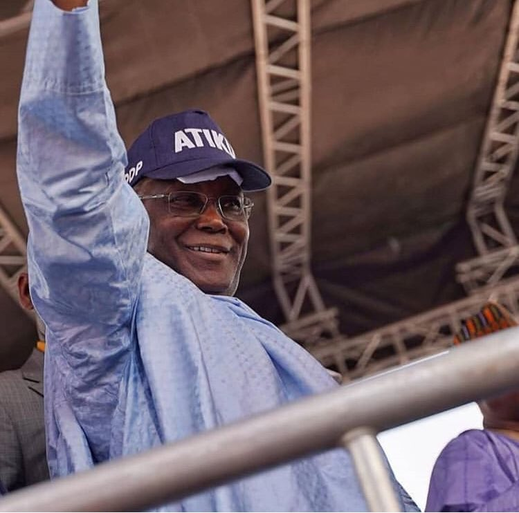 I have great admiration and respect for HE @atiku for the reason of his democratic attitudes and transparency. https://t.co/6hvAZOcL7n