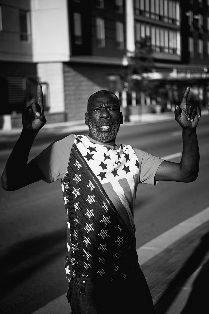 A street portrait for the 4th. Stay safe everyone!  #4thofJuly2020 #fujifilm #photographer #photography #portrait #streetportrait #streetphotography @FujifilmX_USpic.twitter.com/vIlItCZnVm