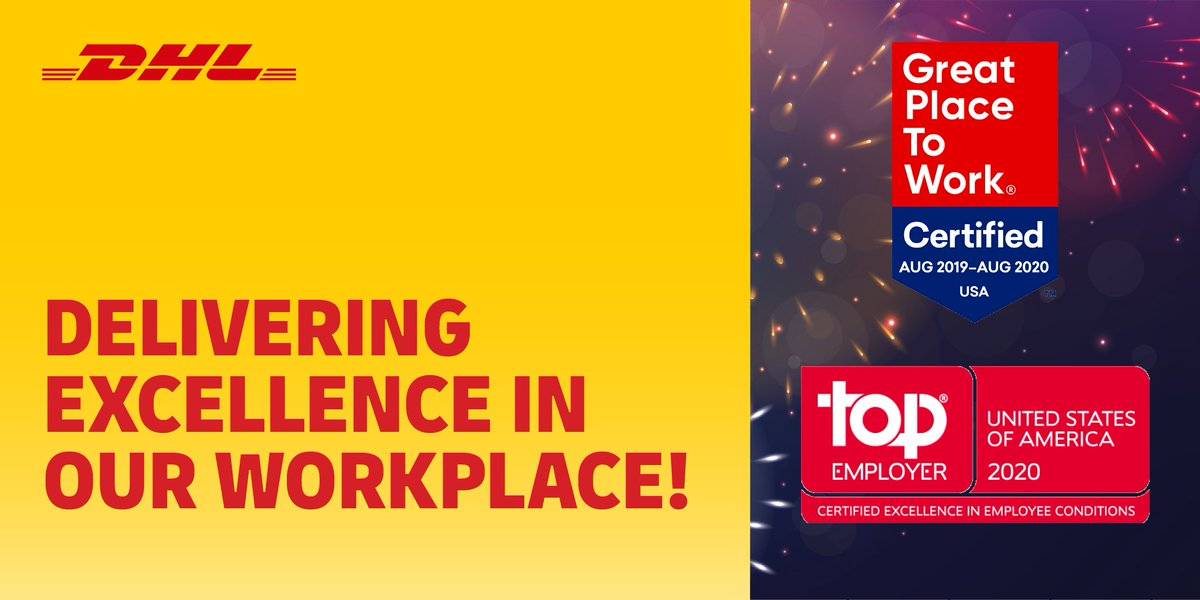 What makes us a @topemployer and a @GPTW_US certified company? Our team is the heart of our #business: https://t.co/1J2PjoBGhE https://t.co/uFlqRUw5RW