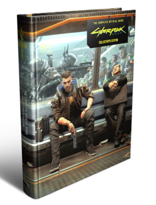 Cyberpunk 2077: The Complete Official Guide - Collector's Edition Hardcover (Released 17 Sept 2020)  12% off - now £22.87  https://t.co/CqKmBIQSgi  Retweet and share!  #Cyberpunk2077 https://t.co/WGFIEPdUNr