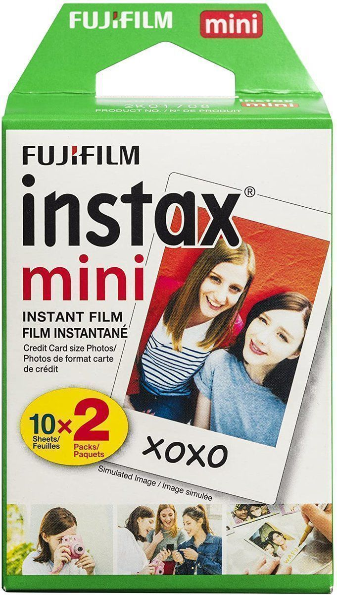 Fujifilm Instax Mini Instant Film Twin Pack for $11.89, 43% off!!                     http://amazon.com/gp/product/B00EB4ADQW?tag=pluggrr-20 …pic.twitter.com/h63amRf7PQ
