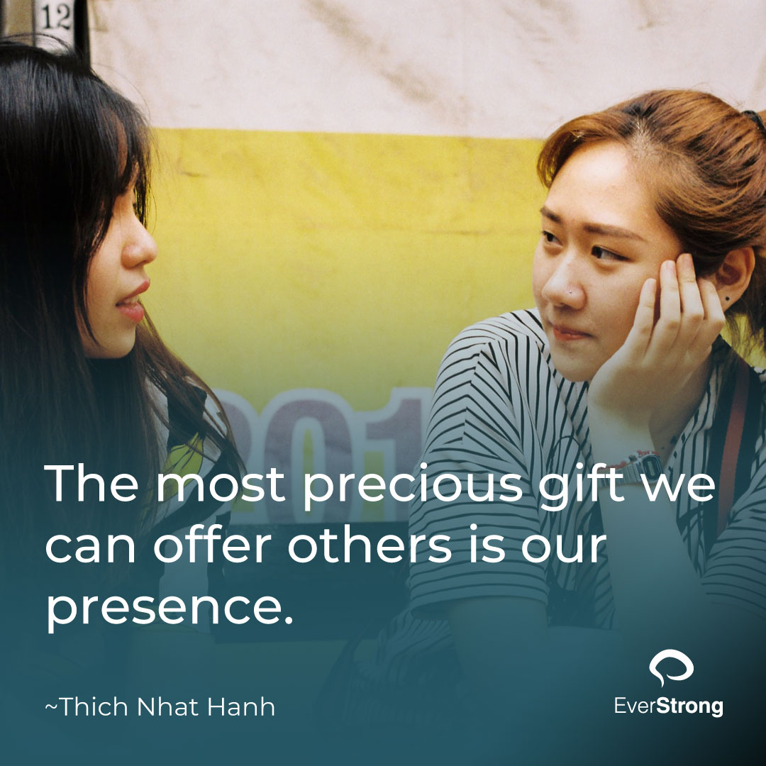 """""""The most precious gift we can offer others is our presence."""" ~Thich Nhat Hanh  #emotionalintelligence #focus #concentration #selfimprovement #emotions #selflove #selfawareness #emotionalstrength #presence https://t.co/APPIFdAFhS"""