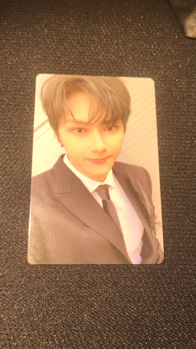 WANT TO TRADE!!!  Seventeen svt photocard  From Sweden. Only Europe shipping!!  Have: Jun photocard begin ver.  Want: The8 photocard real ver. Or I could take any Joshua an ode photocard you have!!pic.twitter.com/LaRRb3dkCZ