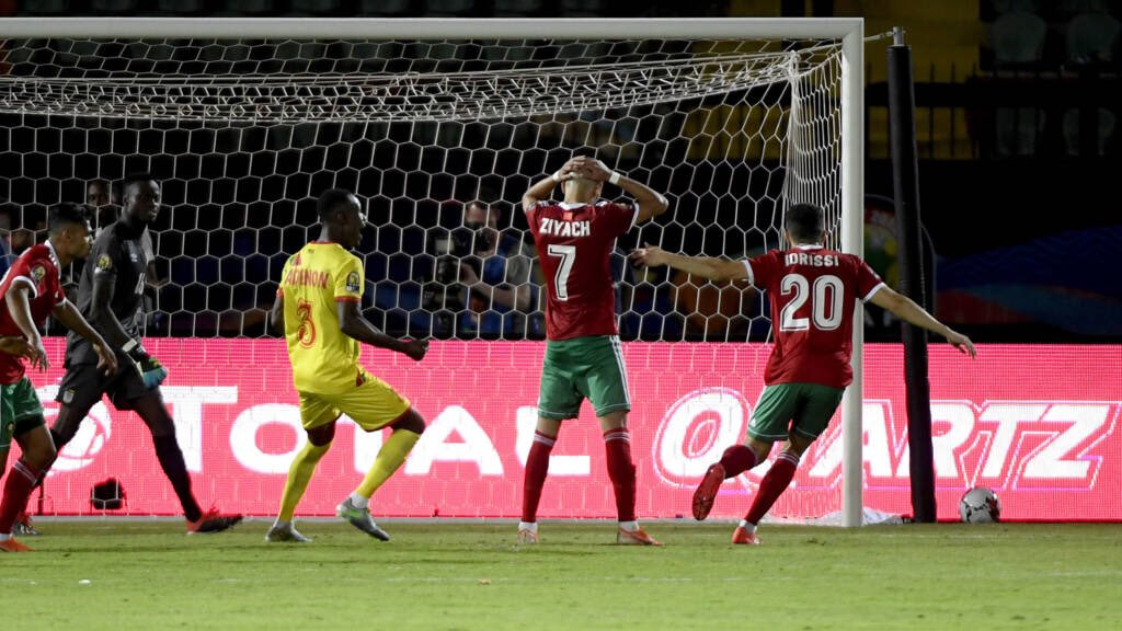 🚨July 5, 2019 - It's 1 year ago that Morocco 🇲🇦 lost against Benin 🇧🇯 in the #AFCON2019 Round of 16. https://t.co/pZHLNbLzSK