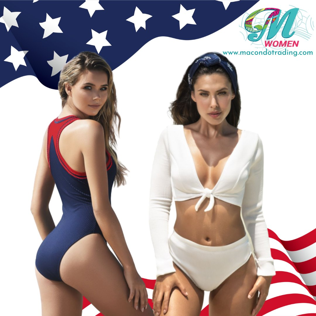 Feel #patriotic today, use our amazing garments with our #flag colors!  Happy #July4th https://macondotrading.com/collections/women/ …  #hotunderwear #womanfashion #summerfashion #underwear #swimwear #costumes #sexylingerie #bikini #beachfashion #hotgirls #womenunderwear #lingerie #sexyunderwearpic.twitter.com/hECt8Pzg5H
