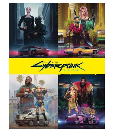 The World Of Cyberpunk 2077 Hardcover (Released 16 July 2020)  12% off - now £29.48  https://t.co/hnWrGMnc0u  Retweet and share!  #Cyberpunk2077 https://t.co/dAuFoDRK1d